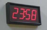 reloj de pared digital ub440