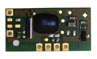Radio EM2S Módulo receptor