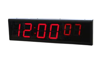 ¿Qué se incluye con el dígito 6 NTP Reloj