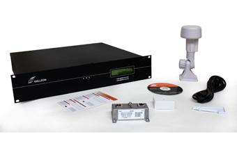 lo que se suministra con el servidor de hora de red TS-900-GPS