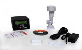 NTS-4000-GPS-S NTP contenido de la caja del servidor modelo de GPS