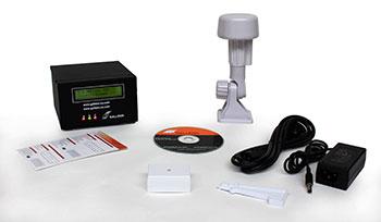 Servidor NTP GPS reloj atómico