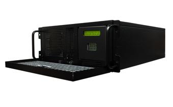 ¿Qué se incluye con el servidor NTP doble NTS 8000
